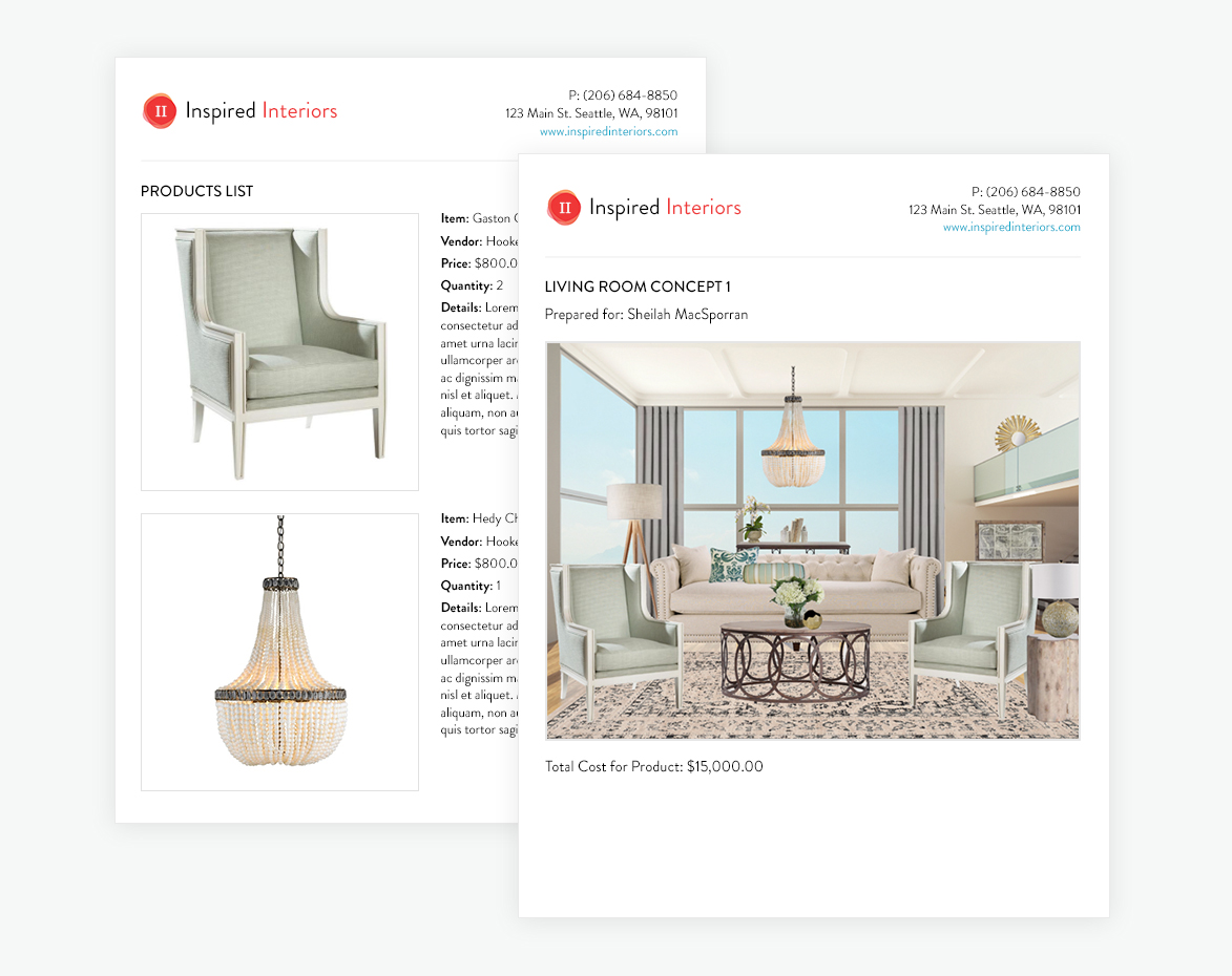 The online interior design platform designfiles