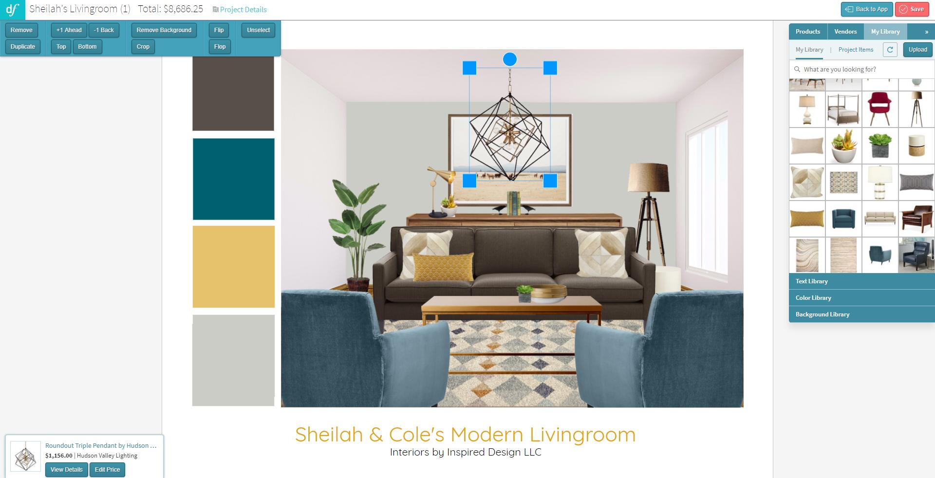 The Online Interior Design Platform   DesignFiles